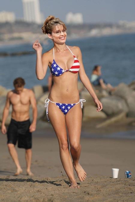Sarah Palin Bikini Photos - Zimbio